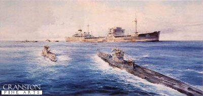 Atlantic Rendezvous by Robert Taylor.