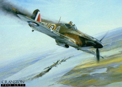 Battle of Britain VC by Robert Taylor.