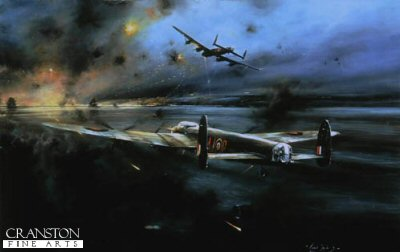 Dambusters by Robert Taylor.