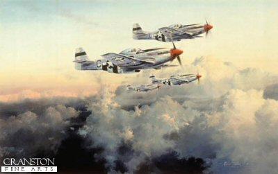 Fourth Fighter Patrol by Robert Taylor.
