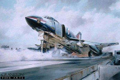 Phantom Launch by Robert Taylor.