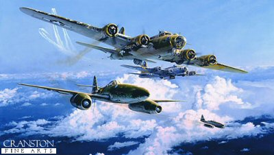 Combat over the Reich by Robert Taylor.