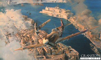 Malta - George Cross by Robert Taylor.