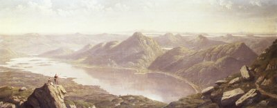 South Western View From Ben Lomond by John Knox.
