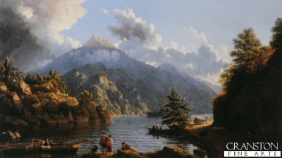 On the Shores of Loch Katrine by John Knox.