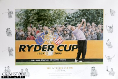 36th Ryder Cup 2006 by James Owen.