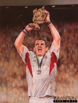 Martin Johnson by Chris Howells.
