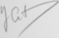 The signature of Wg. Cdr. F H P Austin OBE RAF