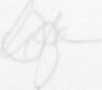 The signature of Squadron Leader Graeme Bagnall