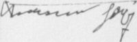 The signature of Hermann Graf (deceased)