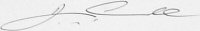 The signature of Squadron Leader Kenneth Lee (deceased)