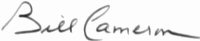 The signature of Colonel William R Cameron
