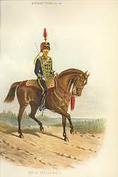20th Hussars by Richard Simkin� (P)