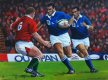 Junior Paramore had a long international rugby union career with Samoa, competing in three world cups, in 1991, 1995 and 1999.  One of the highlights was the 38 - 31 win against Wales at a near capacity Millennium Stadium, Cardiff in the 1999 World ......