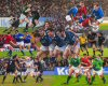 Featuring Colin Charvis of Wales, Duncan Bell of England, David Corkery of Ireland, Junior Paramore of Samoa, Caleb Ralph of New Zealand, Thinus Delport of South Africa and Gordon Bulloch, Gavin Kerr and Alan Jacobsen of Scotland. ......