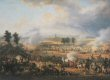 Panoramic view of the battle fought between the French and the Austrian armies on 14th June 1800.