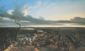 One of Napoleons last successes in France when he defeated the Russian General Sacken on 11th February 1814 at Montmirail near Paris.