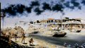 DHM1330GL.  The Liberation of Basra by the 7th Armoured Brigade, 6th April 2003 by David Rowlands.