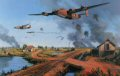 At first light on August 1st, 1943 a force of 178 B-24 Liberator bombers lifted off dusty airstrips in the Libyan desert.  They were to fly a 2000 mile round-trip deep into enemy territory, bomb a heavily defended target, and return to their North A......