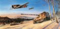 As 1944 drew to a close, Hitler made his final gamble of the war, mounting a massive strike force aimed at splitting the Allies forces advancing upon Germany.  His armour, supported from the air, would rip through the Ardennes to Antwerp, capture th......