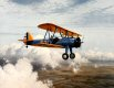 The Boeing Stearman PT 17 is a picture painted by Gerald Coulson essentially for the American Market and as a little self-indulgence.  The U.S. equivalent to the Tiger Moth, it was typically larger and more powerful, being based around a comparativel......