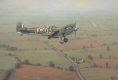 On 15th September 1965, the late Jeffrey Quill flew the old Spitfire VB AB910 into RAF Station Coltishall to be handed over to the Royal Air Force Memorial Flight and preserved in perpetuity.  Significantly, this was to be virtually the final moment ......