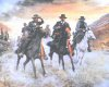 Wyatt, Doc Holliday, and the rest of the Earp entourage ride to carry out their vendetta against the cowboy gang. The dramatic finale to one of the American Wests most violent chapters, Earps Vendetta Ride earned Wyatt more notoriety in the eyes of ......