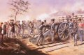 DHM6211GS.  3rd Company, 4th Battalion Bengal Artillery at the Siege of Bhurtpore, 1825-26. Now 57 (Bhurtpore) Locating Battery Royal Artillery.