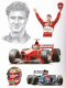 Eddie Irvine raced Formula Ford from 1983 to 1988.  Driving a variety of different chassis, he won two Formula Ford championships by the end of 1987.  In 1988, Eddie drove in the British Formula Three championship and then joined the Jordan Formula 3000 team for 1990.  He won his first race at Hockenheim, finishing third overall in the championship that year.  The following three years saw Eddie driving in the Japanese F3000 series, almost winninh the title in 1993.  He also drove for Toyota at Le Mans holding the lap record for several years.  At the end of 1993 Eddie drove for the Jordan F1 team and gained notoriety by overtaking Ayrton Senna having only just been lapped by him.  In 1996, Eddie took on the unenviable role as number two to Michael Schumacher at Ferrari but in 1999 became the number one driver for Ferrari following a serious accident for Schumacher.