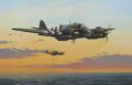 Beaufighter and Torbeau of Coastal Command.