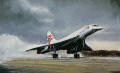 Concorde made supersonic history, bringing Mach 2 international travel in luxury surroundings at the edge of space to millions of air travellers.  It is instantly recognisable, but Concorde is far more than just a sleek and pretty aircraft.  Its shee......