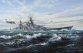 When the German battleships Scharnhorst and Gneisenau entered Brest in March, 1941, between them they had sunk a total of 22 ships during their North Atlantic operations. Laying in port however, they became a target for constant air attack, Scharnho......