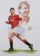 SPC120. Bryan Robson by Gary Brandham. ......