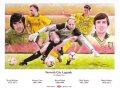 Kevin Keelan, Jeremy Goss, Bryan Gunn, Chris Sutton and Martin Peters. ......