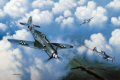 The Focke-Wulf 190 development project began in 1937. Conceived as a hedge against total dependence on the Messerchmitt 109, the 190 was designed by Kurt Tank utilizing a radial engine. This was against generally accepted design criteria in Germany,......
