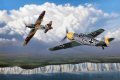 Jagdeschwader 26, or JG 26, was one of the Lufwaffes elite fighter forces. Nicknamed the Abbeville Boys, or the Abbeville Kids,JG 26 gained tremendous notoriety early in the War while operating out of Abbeville in Northern France. Although JG 26 nev......