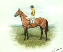 Arkle by Peter Deighan