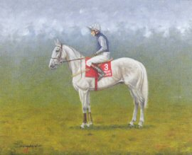 Desert Orchid by Peter Deighan