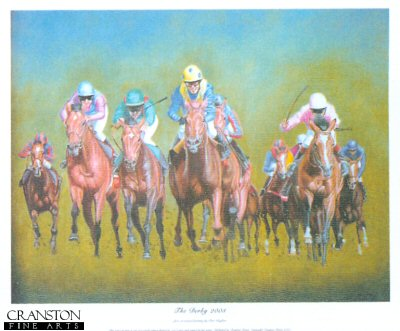 The Derby 2003 by Peter Deighan