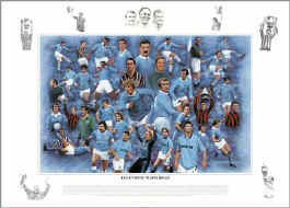 Legends of Maine Road by Simon Smith.