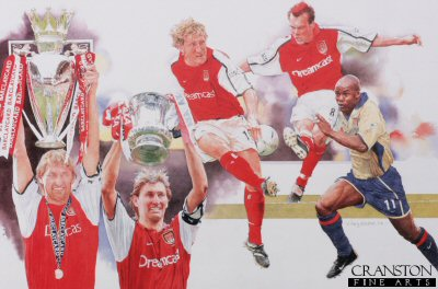 The Double 2001 / 2002 by Gary Keane. (Y)