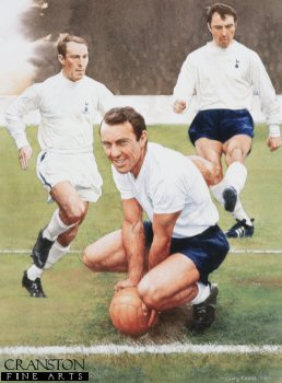 Greavsie by Gary Keane.