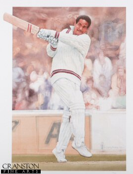 Sir Garfield Sobers by Gary Keane.