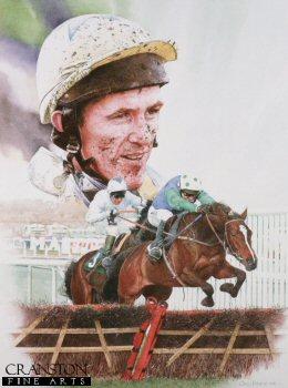 A P McCoy by Gary Keane.
