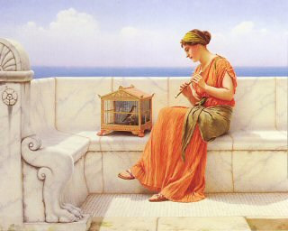 Song Without Words by John Godward