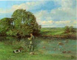 Baiting Up by Clive Madgwick