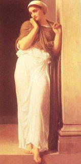 Nausicaa by Lord Frederic Leighton