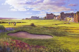 St. Andrews by Raymond Sipos.