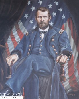Ulysses Simpson Grant by William Meijer.