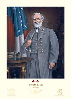 Robert E Lee by William Meijer.
